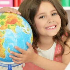 Home School With Digital Tours of the World